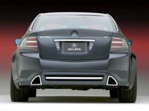 Acura TL 2010 Tips